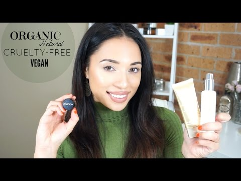 MUST HAVE NON-TOXIC MAKEUP PRODUCTS | organic, natural, vegan, cruelty-free