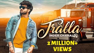 TRALLA - INDER CHAHAL (Official Video) SUCHA YAAR   Latest Punjabi Song 2019