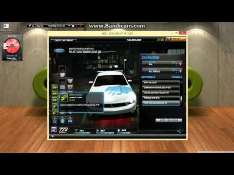 Need For Speed World Hack Money
