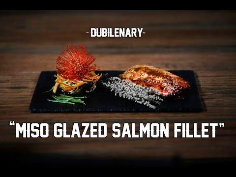 Dubilenary - Miso Glazed Salmon Fillet