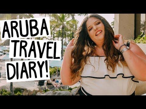 ARUBA TRAVEL DIARY!