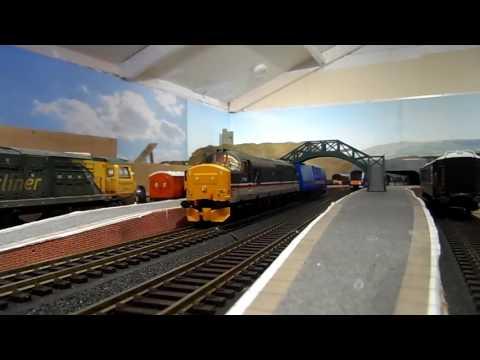 my new translink ni railways class 170 dcc sound