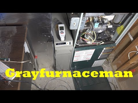 Ductwork diagnostics #2, the return air and filter