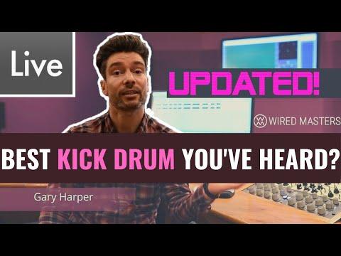 Super Fat Kick Drum Maker! Deep House/French House/Techno