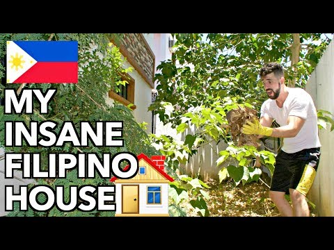 Foreigner Living in a DIRTY HOUSE in the Philippines 🏠🇵🇭