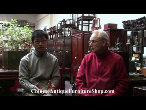 Chinese Antique Restoration and Refinishing