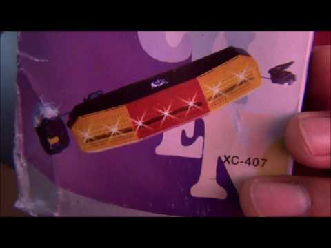 3 in 1 Bike Turn Signals and Brake Lights Review