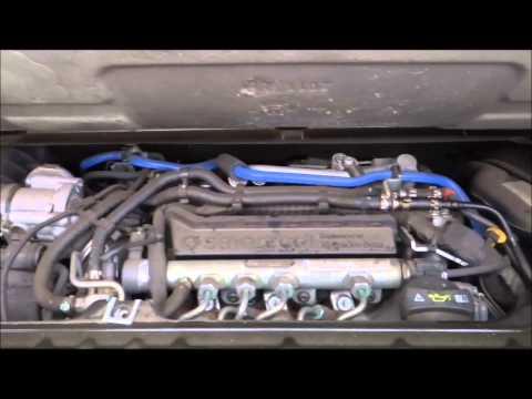 2012 SMART FORTWO 800CC DIESEL ENGINE - OM660.951 - 23K MILES!