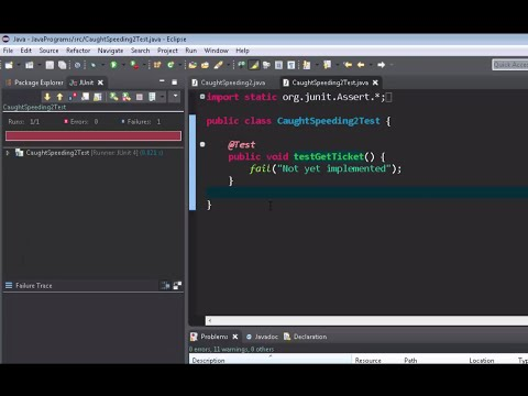 Intro to Unit Testing with JUnit