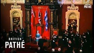Queen In Quebec  (1964)