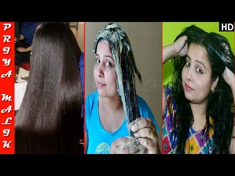 How To Get Long Shiny Healthy Hair Fast - My Easy Hair Care Routine | Priya Malik