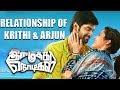 Imaikkaa Nodigal Relationship Of Krithi Arjun Atharvaa Raashi Kanna