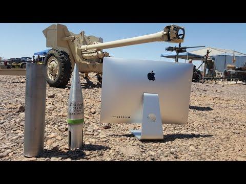 5k iMac vs 90mm Cannon
