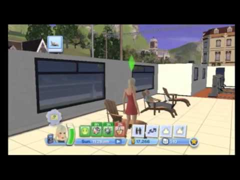 The Sims 3 Wii Gameplay | PS3 | PC | DS | XBOX