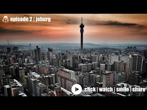 I LOVE Joburg... exploring my amazing city with a drone
