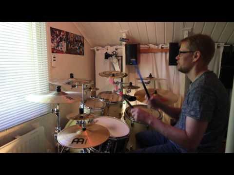 Kansas - Play The Game Tonight - drum cover