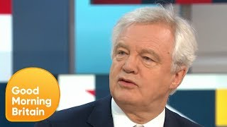 David Davis: Now Is Not a Time for Personality Politics | Good Morning Britain