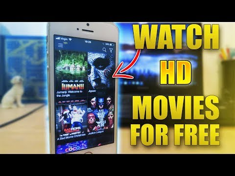 Watch HD MOVIES & TV SHOWS For Free - iPhone ( iOS 9 /10 / 11 ) 2018