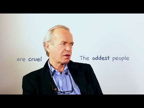A Conversation with Martin Amis