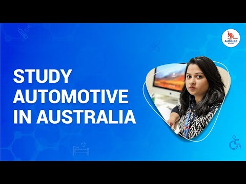 Study Automotive in Australia- Know complete pathway in detail