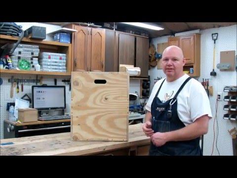 DIY Plyometric Box