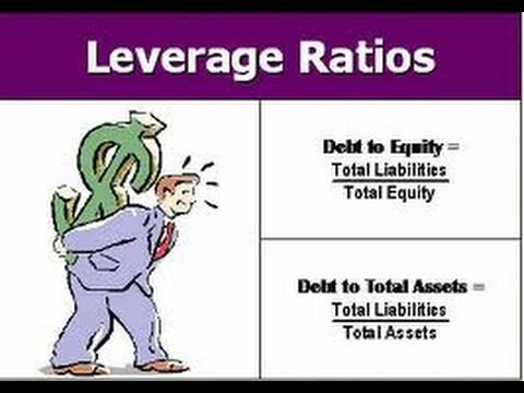 Calculating Leverage Ratios