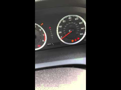 How to reset the oil change due service light on a 2009 Honda Accord