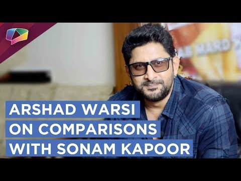 Xxx Mp4 Arshad Warsi On COMPARISON With Sonam Kapoor And Getting ROBBED 3gp Sex
