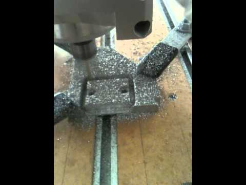 How to cut aluminum with a CNC router the wrong way
