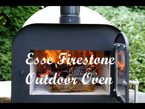 Esse Fire Stone - Best Outdoor Oven DIY Kit UK -  Not Just A Bread And Pizza Stove For Your Garden