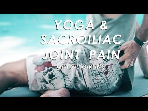 Yoga and Sacroiliac Joint (SI) Pain/Injury