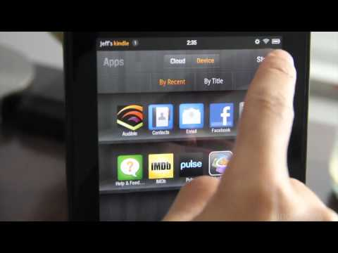 How to Install Android Market on Kindle Fire