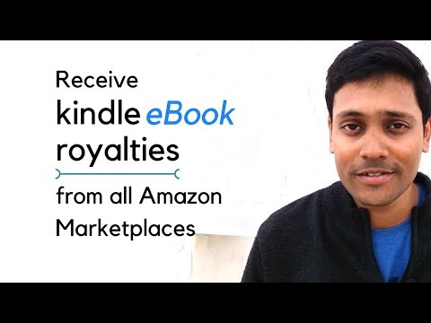 How to Receive KDP Royalties From All Marketplaces