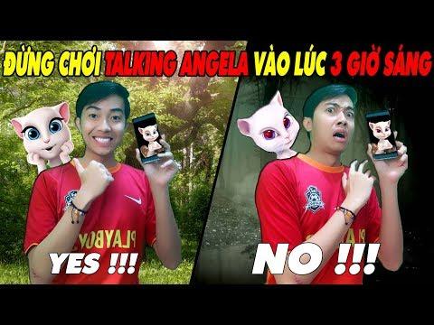 Xxx Mp4 ĐỪNG CHƠI TALKING ANGELA VÀO LÚC 3 GIỜ SÁNG Cùng CrisDevilGamer 3gp Sex