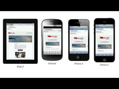 What is responsive email template and How it works?
