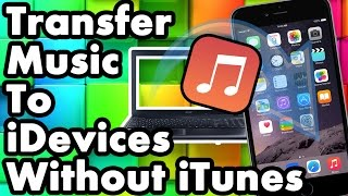 How To Transfer Music From Computer To Iphone Ipad Ipod Touch Without
