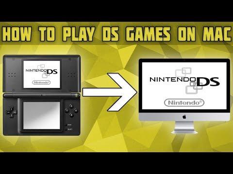 How to Play Nintendo DS Games on Mac! Desmume Setup for Mac! DS Emulator for Mac!
