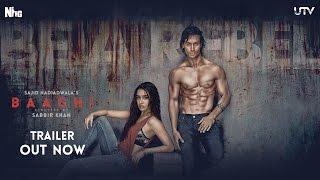 Baaghi Official Trailer | Tiger Shroff and Shraddha Kapoor | Sajid Nadiadwala | Sabbir Khan