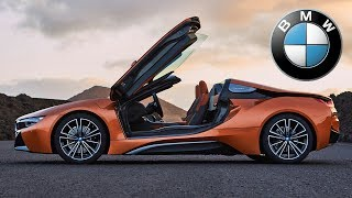 BMW i8 Roadster (2018) Ready to fight Tesla Roadster???