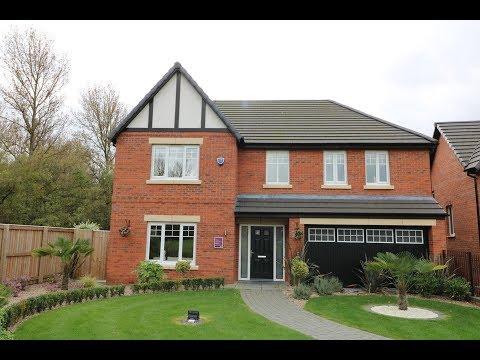 Avant Homes - The Kirkham @ Damstead Park , Alfreton, Derbyshire, by Showhomesonline