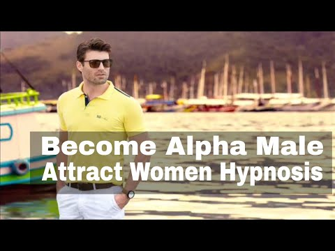 POWERFUL ALPHA MALE SUBLIMINAL AFFIRMATIONS | Become Heterosexual Man | Attract Woman Hypnosis
