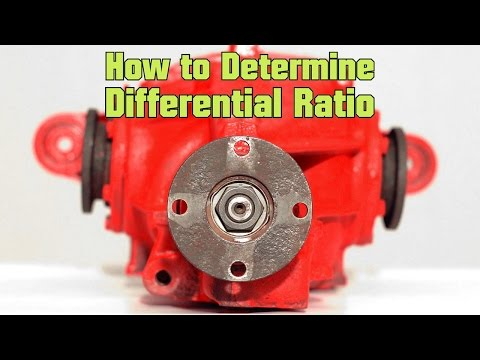 How to Determine Differential Ratio