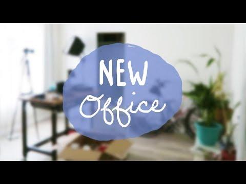 New Office Update! I Moved Again (sort of) | Sea Lemon