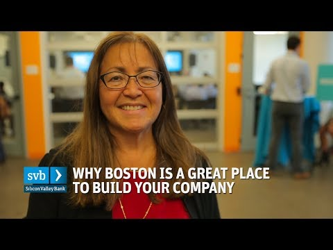 Why Boston is a great place to build your company