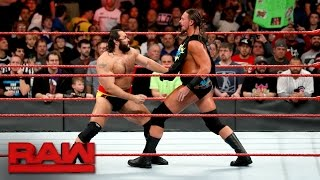 Enzo Amore & Big Cass have some harsh words for Rusev and his new ally: Raw, Dec. 26, 2016