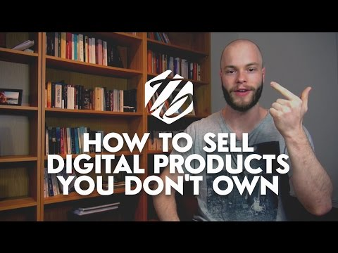 Selling Digital Products — How To Sell Digital Products On Shopify | #252