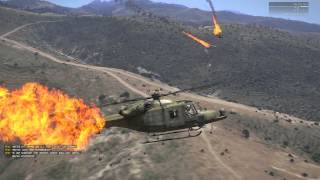 ARMA 3 ] Attack on Altis Atomic bomb 1080p - PakVim net HD