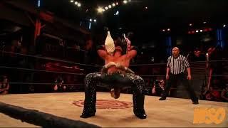 Johnny Mundo Vs. Rey Mysterio Jr. Highlights | Lucha Underground 8-23-17