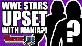 A LOT Of WWE Stars UPSET With WrestleMania 34! | WrestleTalk News Apr. 2018