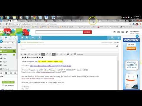 AOL Mail info